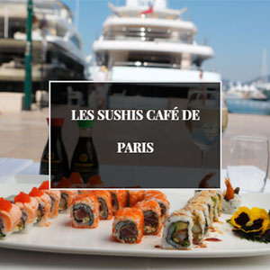 Sushis de Paris